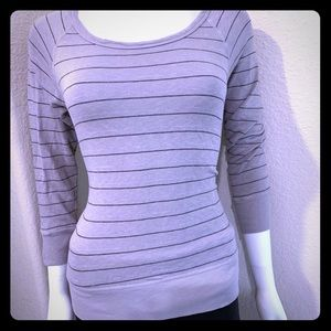 Stripped Everyday Blouse